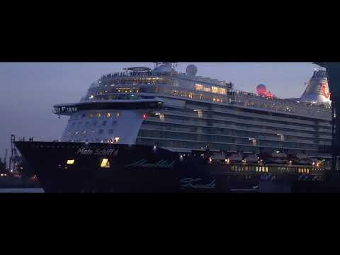 Cruise Ships Horn Mix
