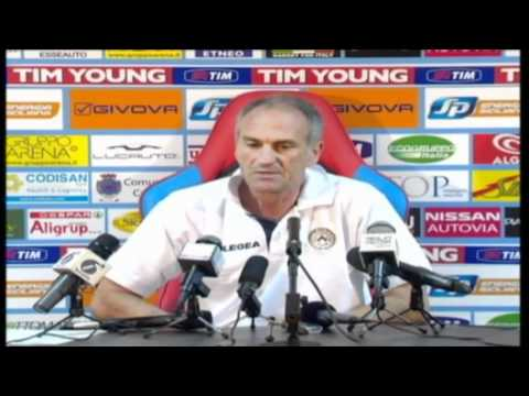 Worn-out Guidolin could leave Udinese