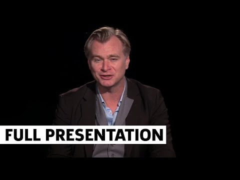 Christopher Nolan Presents GAME OF THE YEAR at Game Awards 2020