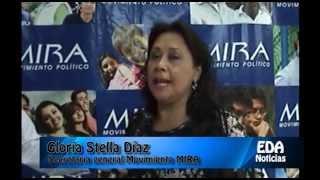 La Dra. Gloria Stella Díaz en EDA Noticias