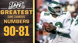 100 Greatest Game Changers: Numbers 90-81 | NFL 100