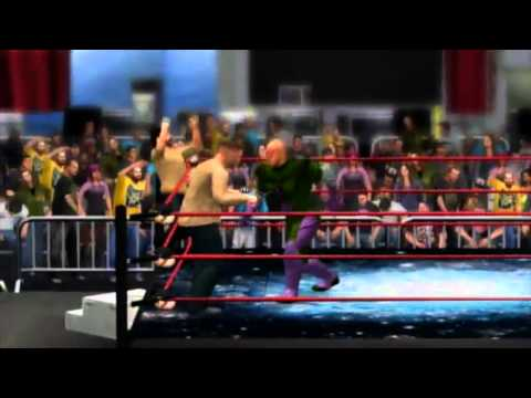 TMNXT Season 3 Episode 17: Aunt Flo Special II: Revenge of the Ooze (8-27-15) WWE 2k14