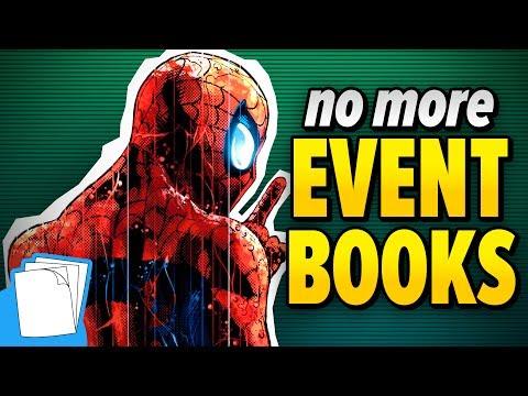STOP Doing Event Comics! | Auram's Comics