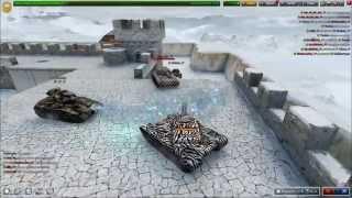 Стрим по игре Tanki Online (19.02.2014) - Диллерон
