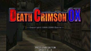 Death Crimson OX - Arcade Rail Shooter Similar to House of The Dead