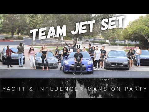 Yacht & Mansion Party - Team Jet Set Montage #1