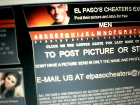 Cheaters are exposed in el paso tx Controversial material 03:16 min