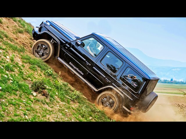 Mercedes G-Class, The World's Best Off-Road SUV?