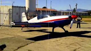 Extra EA 300L (startup)