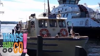 SMALL FERRY: Boat videos for kids| children| toddlers. Preschool & Kindergarten learning.