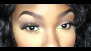 Natural eye shadow Tutorial Thumbnail