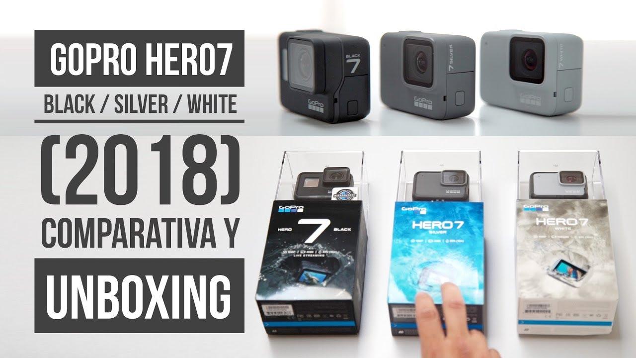 Gopro Hero 7 Unboxing Y Primeras Impresiones En Español By Kpsport