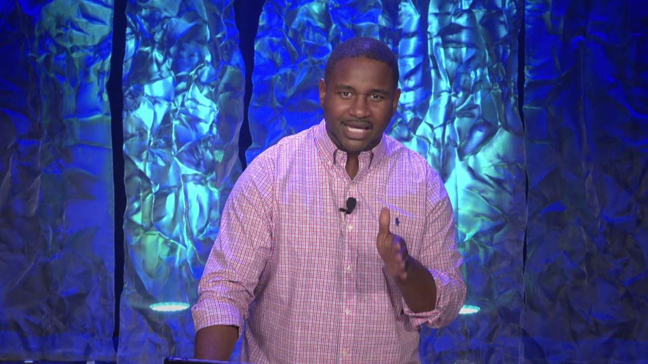 Richard Toussaint (07-19-20) Sermon