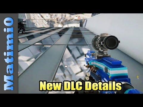 All DLC Operators Revealed - Rainbow Six Siege