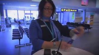Jyväskylän lentoaseman moniosaajat | Finavia
