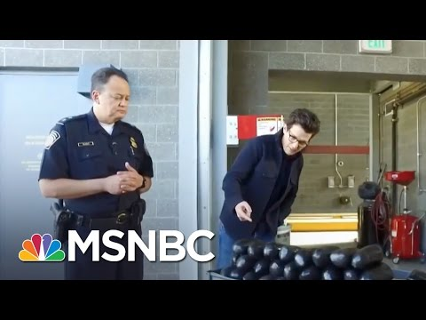 Meet The People Stopping Drug Trafficking At Our Border | MSNBC