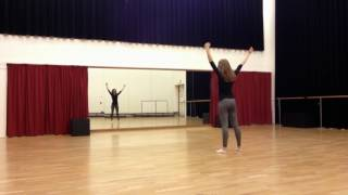 modern dance // Who you are ~ anna clendening