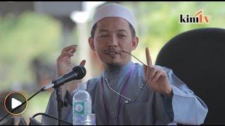 'Mesra' dengan Umno, siapa boleh kata RUU355 itu buruk - Nik Abduh