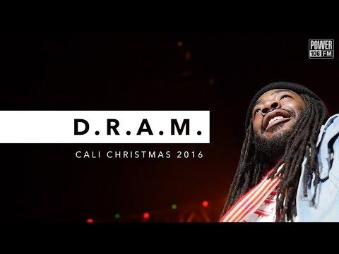 D.R.A.M. & Lil Yachty Perform 'Broccoli'...