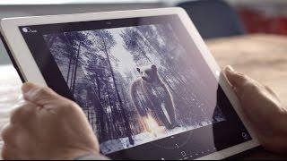 تقنية جديدة لتعديل الصور ونشرها باستخدام الصوت فقط