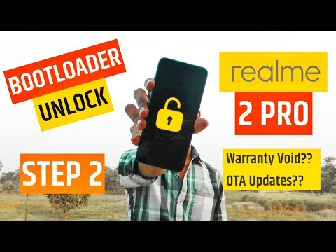 Unlock Bootloader Of RealMe 2 Pro (Step 2) : Full Guide and FAQs