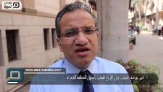 مصر العربية | خبير بورصة: عمليات جني الأرباح هبطت بالسوق للمنطقة الحمراء