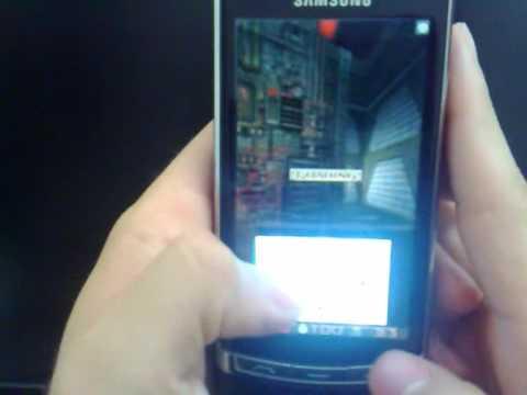 Samsung i8910 HD - Omnia HD Gaming