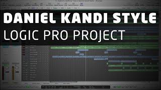 Euphoric Uplifting Trance Logic Template (Daniel Kandi Style) by DarrenVella