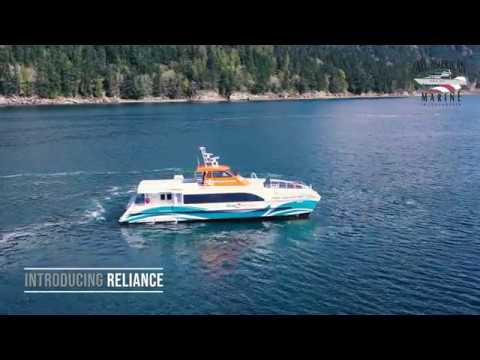 600-Passenger, Hybrid-Electric Harbor Tour Boat from YouTube · Duration:  3 minutes 39 seconds