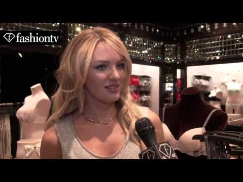 Victoria's Secret Fashion Show 2014-2015 Candice Swanepoel Reveals Her Secrets FashionTV