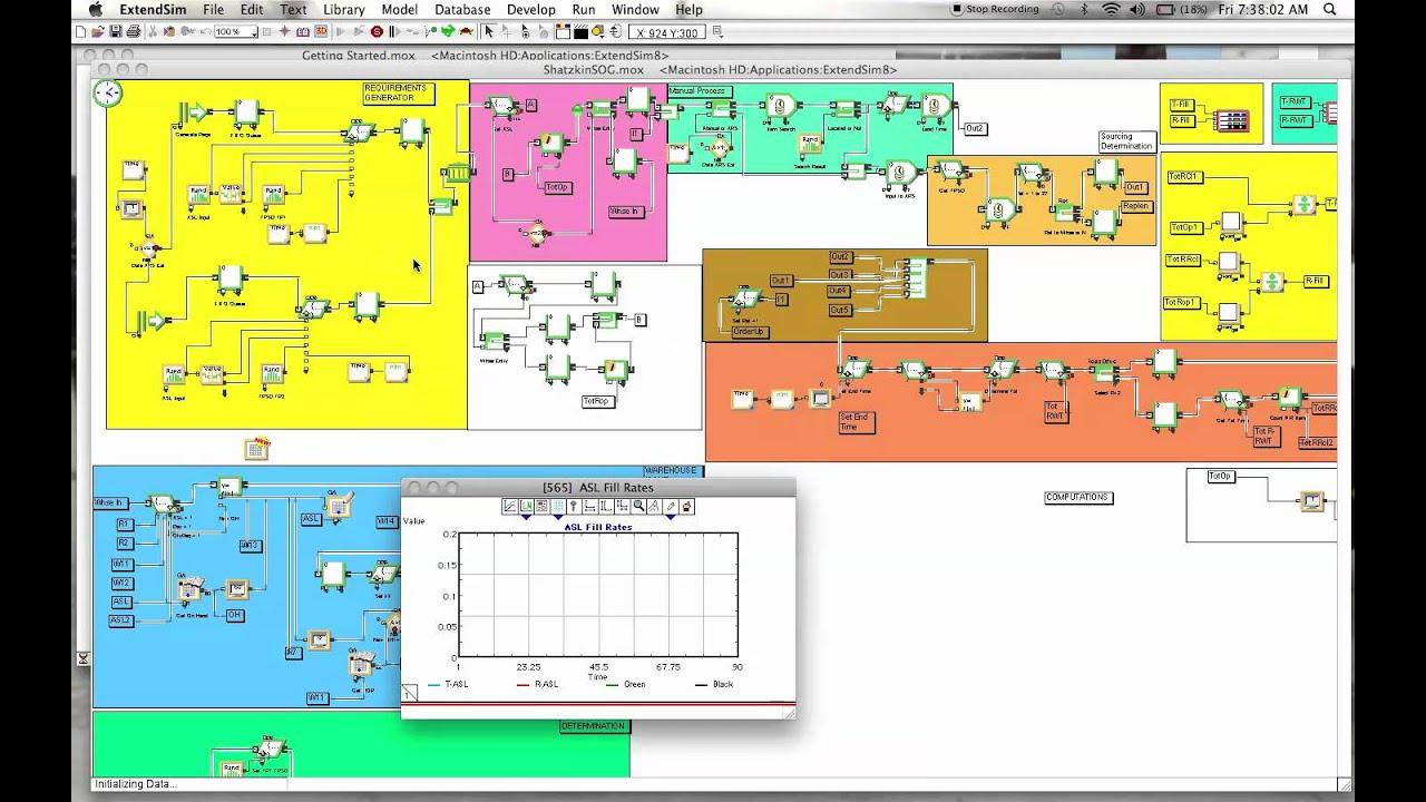 pilot demo of extend simulation youtube. Black Bedroom Furniture Sets. Home Design Ideas