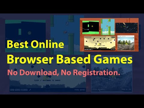 Top 20 Amazing Browser Games from YouTube · Duration:  10 minutes 7 seconds