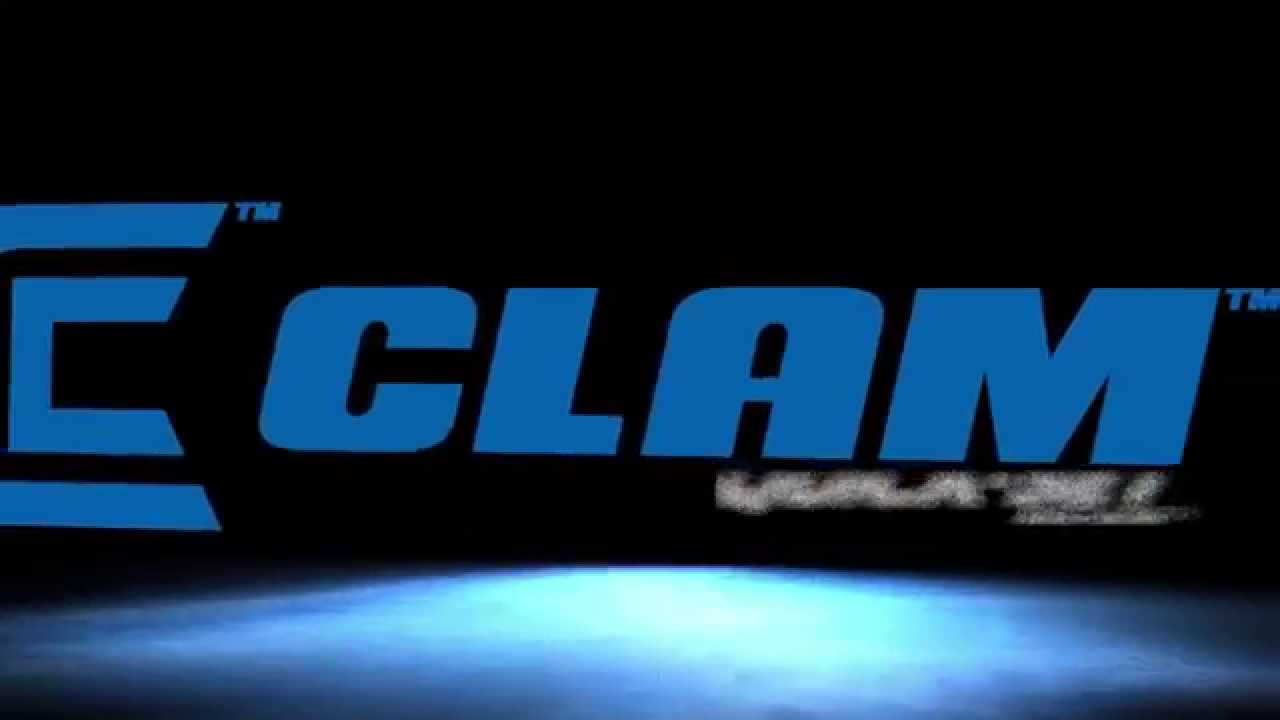 sc 1 st  YouTube : clam 1660 mag screen tent - memphite.com