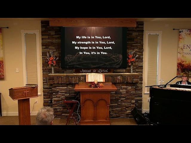 Sunday Service - Oct 25, 2020 - Psalm 119:81-88