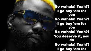 Demarco  No Wahala Official Lyrics Video