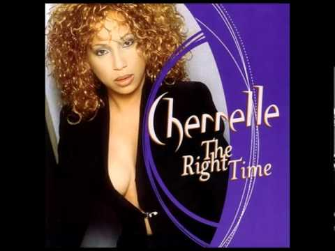 CHERELLE - NEVER LEAVE YOU LONELY