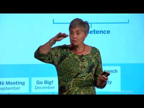 """""""How Confidence, Competence & Connections led to Zipcar's success"""" - Robin Chase, Former CEO"""