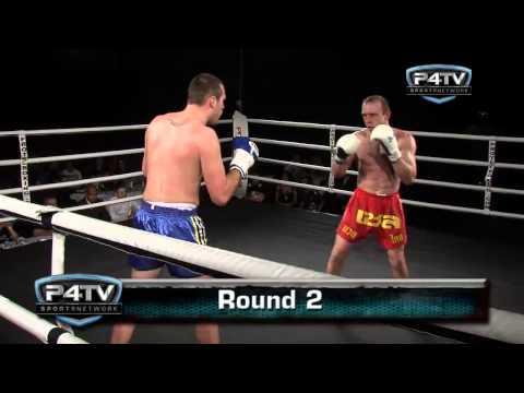 """""""Fighting Machines 6"""" Kyle Mitchelson v Anthony Richardson"""