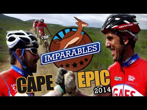 Imparables - Cape Epic 2014