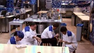 Hells Kitchen US S10E14 한글자막