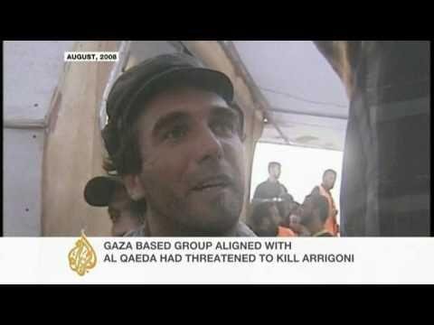 Italian activist found dead in Gaza