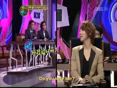 Yonghwa loves Seohyun?