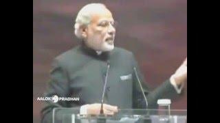 PM Modi praise Sati Kazanova, Russian Muslim singer
