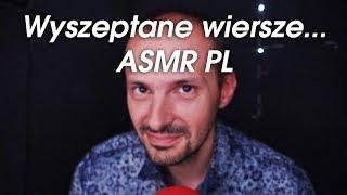 Szeptanie Wierszy ASMR po polsku