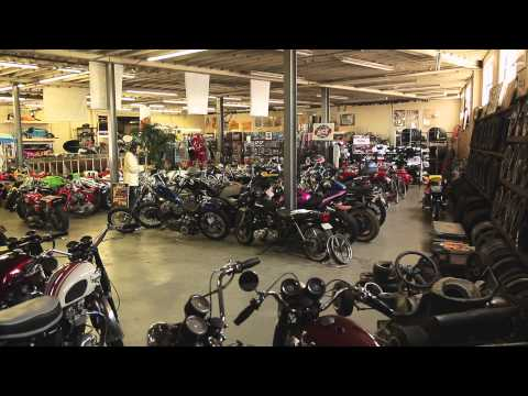 Garage Company Vintage Bike Shop and Collection | On Two Wheels Episode 40