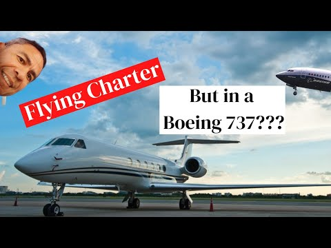 Airline Pilot Life 2020//Flying Charter in a B737