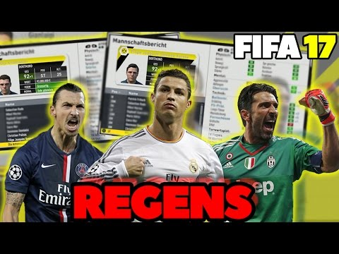 FIFA 17 KARRIEREMODUS: WIE FINDE ICH REGENS? HOW TO FIND REGENS? feat. Ronaldo Ibrahimovic | DEUTSCH