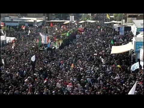 شاهد: كيف يبدو مشهد حج الشيعة إلى كربلاء هذا العام؟