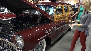 1953 Buick Road Master Estate Wagon - UNBELIEVEABLE