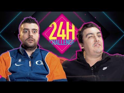 24 de ore incatusat de Alex Ghidus! | 24 Hour Challenge | Part 2